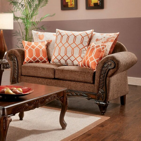 Cubbindall Deluxe Loveseat by Astoria Grand
