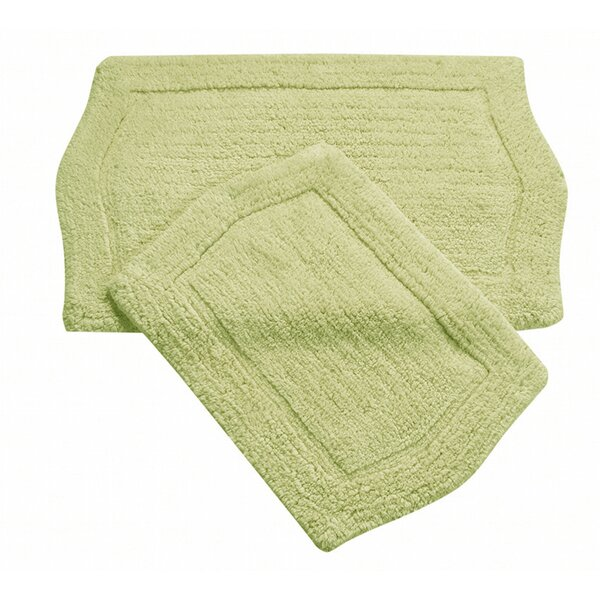 Shera 2 Piece Bath Rug Set by Darby Home Co