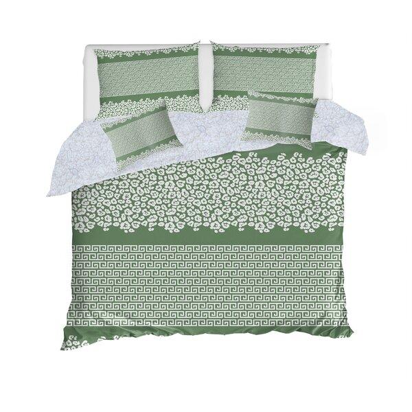 Andice 5 Piece Sherpa Comforter Set