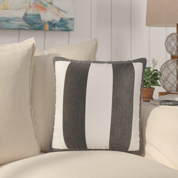 Bridgewood Outdoor Sunbrella Throw Pillow (Set of 2) by Beachcrest Home