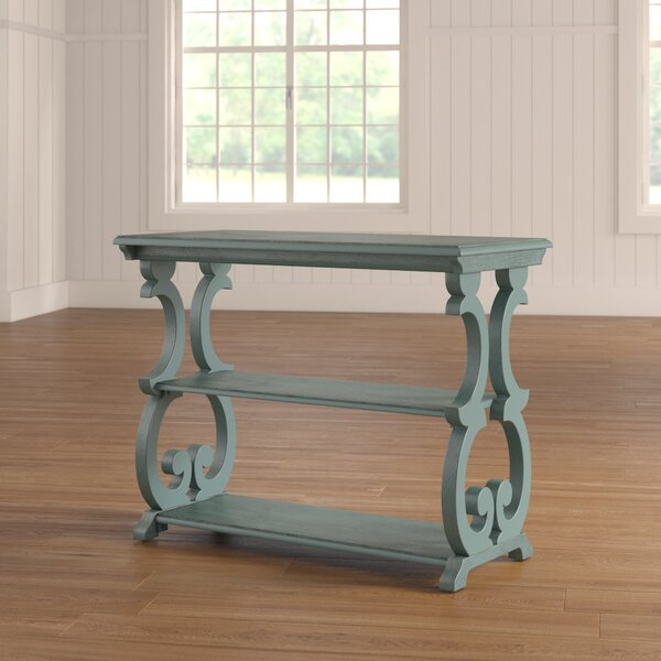 Review Elige Scroll Console Table