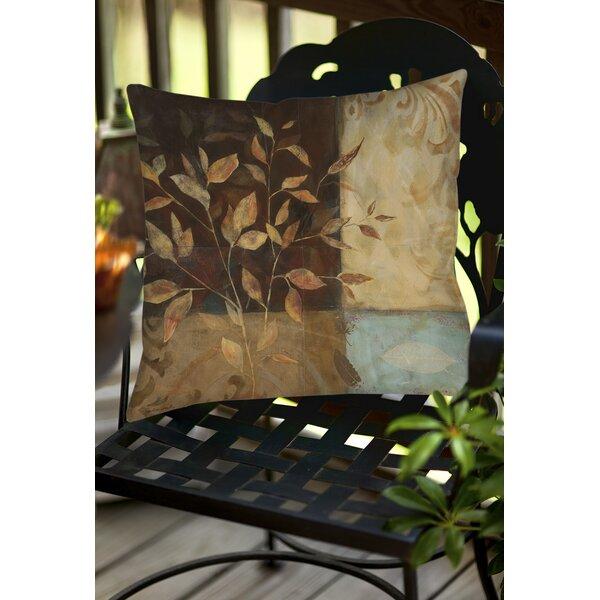 Amie Square Indoor/Outdoor Throw Pillow by Fleur De Lis Living
