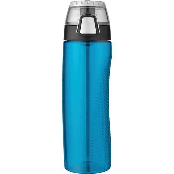Jace 24 oz. Plastic Water Bottles by Symple Stuff