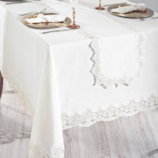City Sleep 26 Piece Belda Table Cover Set by Debage Inc.