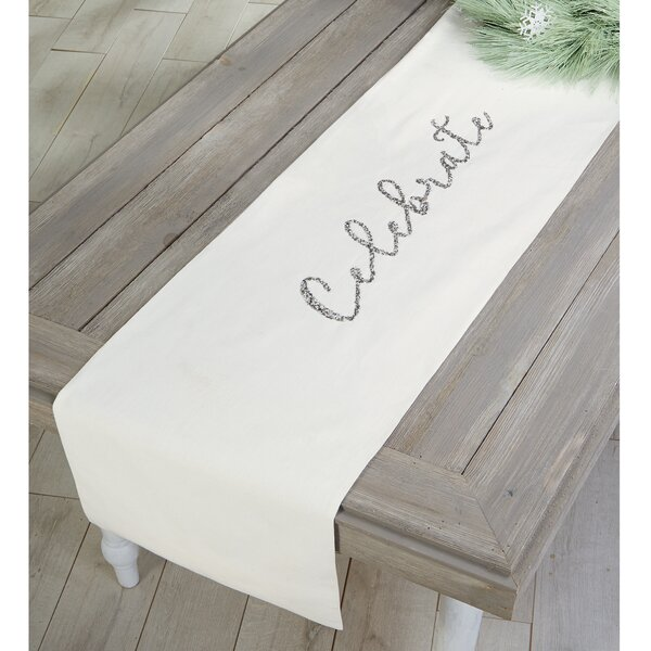Winter Wonderland Table Runner by Mud Pie™