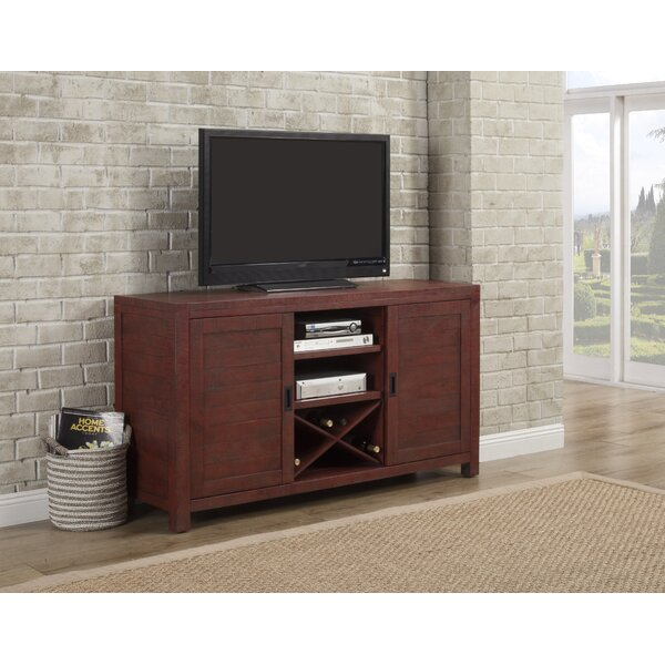 Burkhalter Solid Wood TV Stand for TVs up to 70