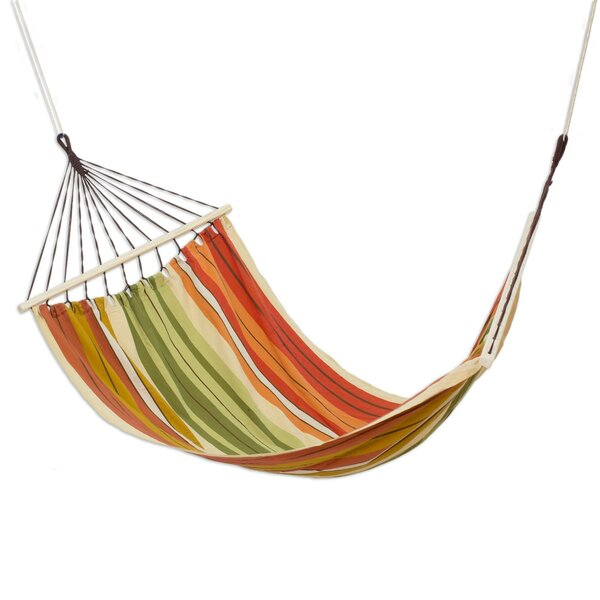 Mccrary Autumnal Paradise Cotton Tree Hammock by Bloomsbury Market
