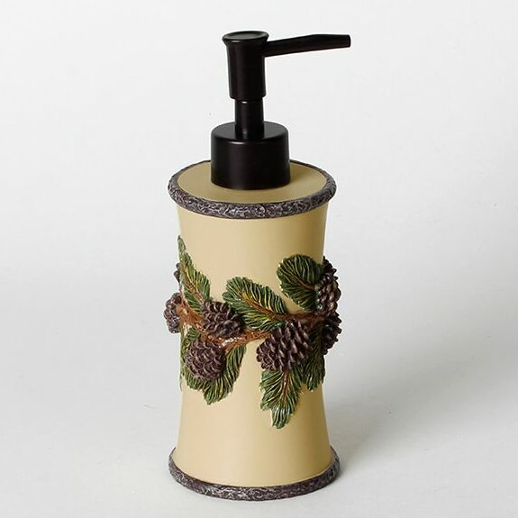 Pinehaven Lotion Dispenser by Saturday Knight, LTD