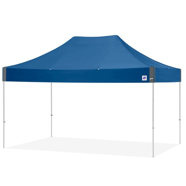 Eclipse 10 Ft. W x 15 Ft. D Aluminum Pop-Up Canopy by E-Z UP