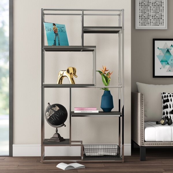 Review Cohan Geometric Bookcase