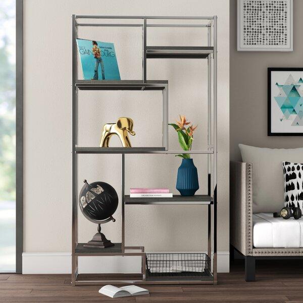 Mercury Row Geometric Bookcases