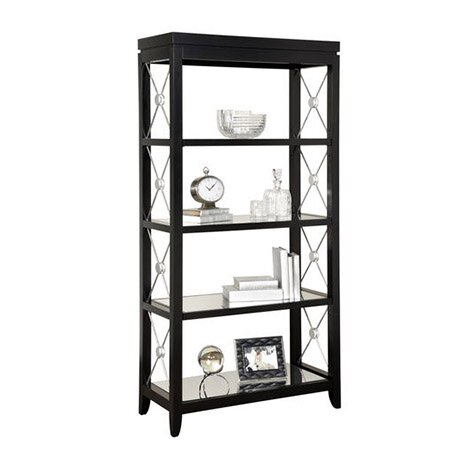 Rosella Etagere Bookcase by House of Hampton