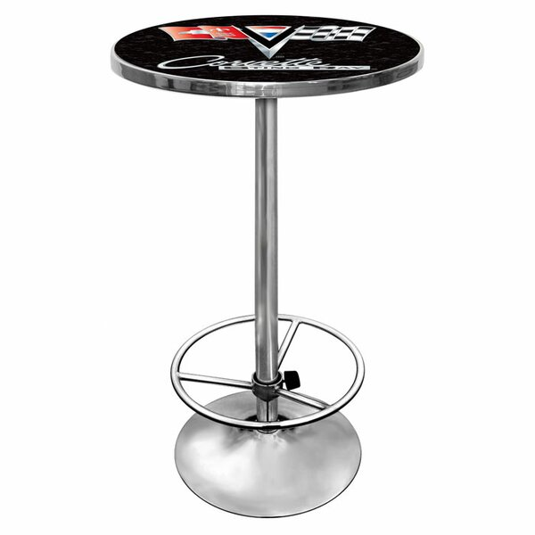 Corvette C2 Pub Table by Trademark Global