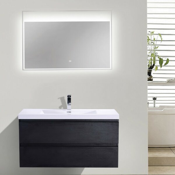 Lina 42 Single Bathroom Vanity Set by Orren Ellis
