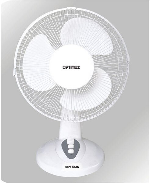 12 Oscillating Floor Fan by Optimus