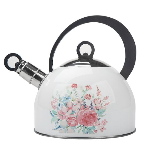 Mcclung 2.5L Stainless Steel Whistling Stovetop Kettle