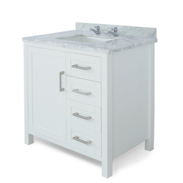 Hodgeman 36 Single Vanity Set by Latitude Run