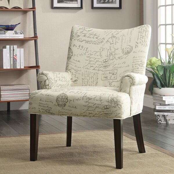 Waldman Armchair by Ophelia & Co.