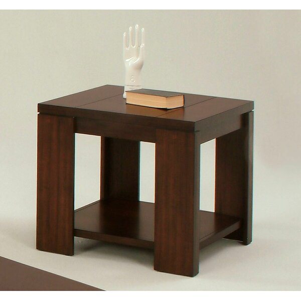 Lutie End Table By George Oliver