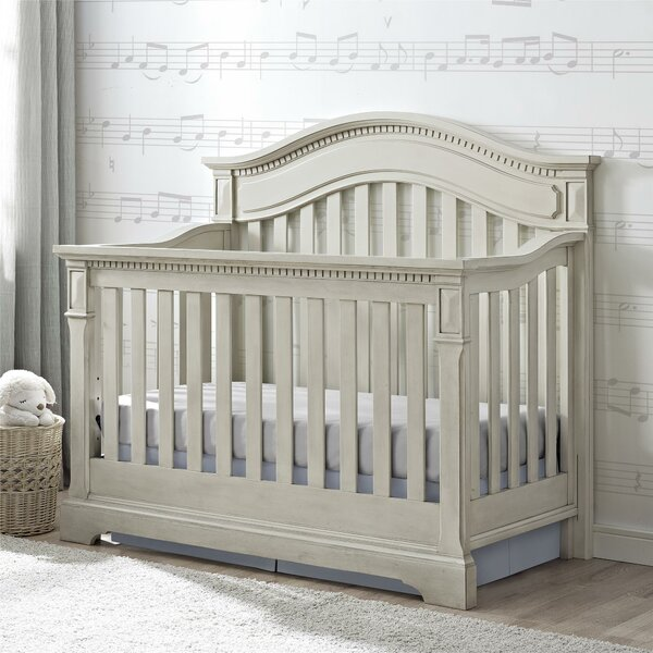 Graceland 5-in-1 Convertible Crib by Bertini