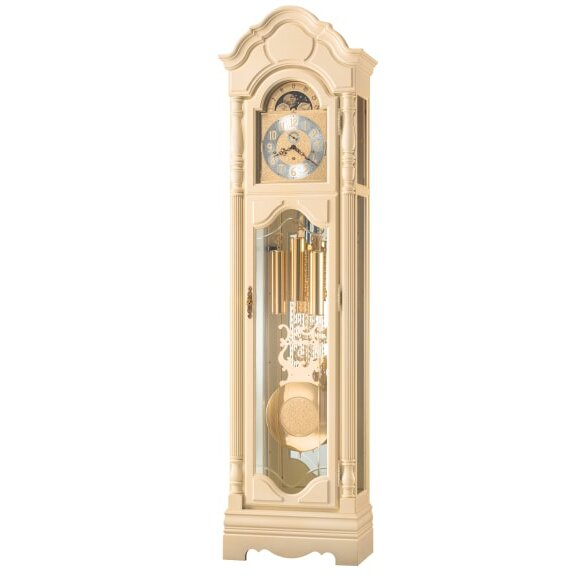 Wagner Bisque 91.25 Grandfather Clock by Howard Miller®