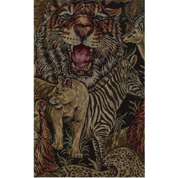 Tapestry Safari Futon Slipcover by Blazing Needles