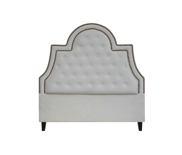 Amanda Upholstered Panel Headboard by My Chic Nest