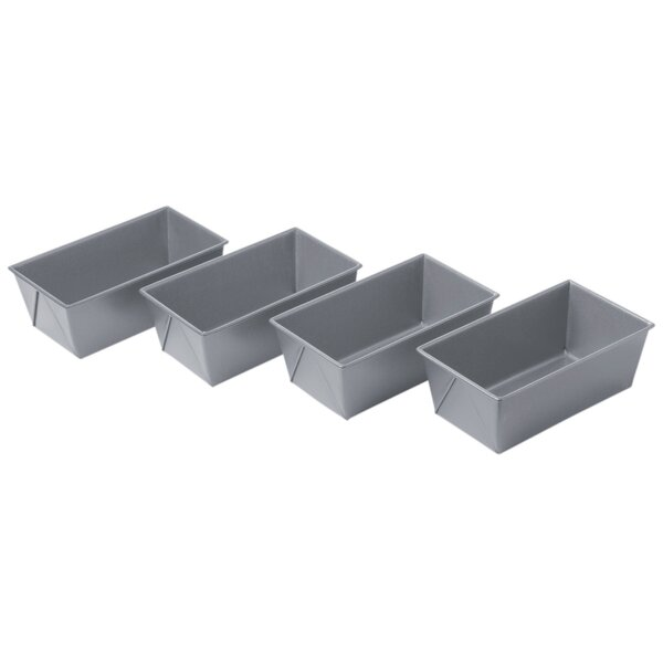 Commercial II™ Non-Stick Loaf Pan (Set of 4) by Chicago Metallic
