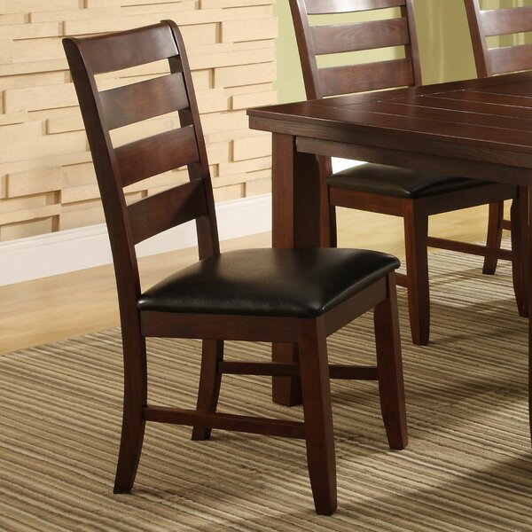 Lecroy Upholstered Dining Chair (Set of 2) by Millwood Pines