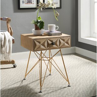 Bandit One Drawer Accent Table