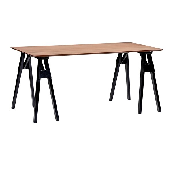 Cruse Solid Wood Dining Table by Ebern Designs Ebern Designs