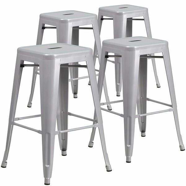30 Bar Stool (Set of 4) by Belleze