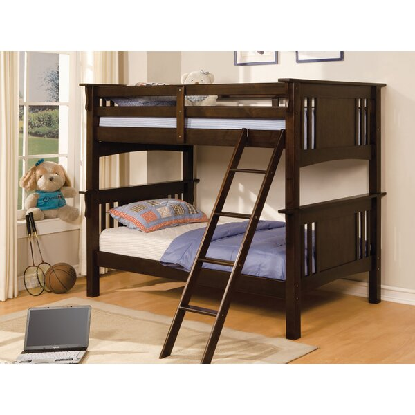 Scroggs Twin Bunk Bed by Harriet Bee