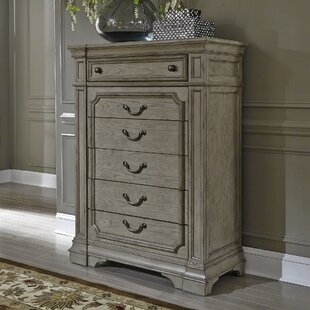 Taber 6 Drawer Chest by Canora Grey