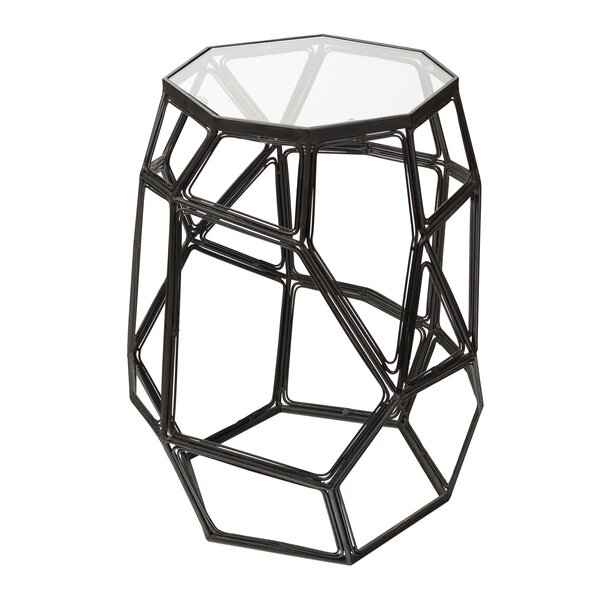 Retiro End Table by Wrought Studio