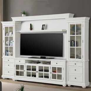 Azriel Entertainment Center for TVs up to 85 by Rosecliff Heights