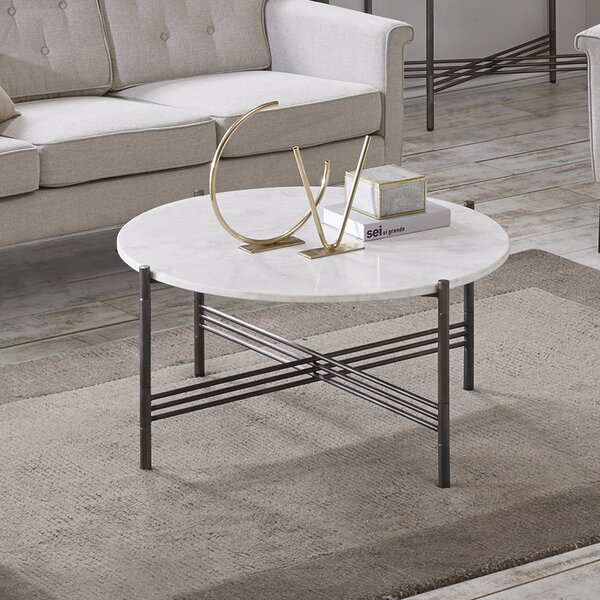 Rowen Coffee Table by Madison Park Signature