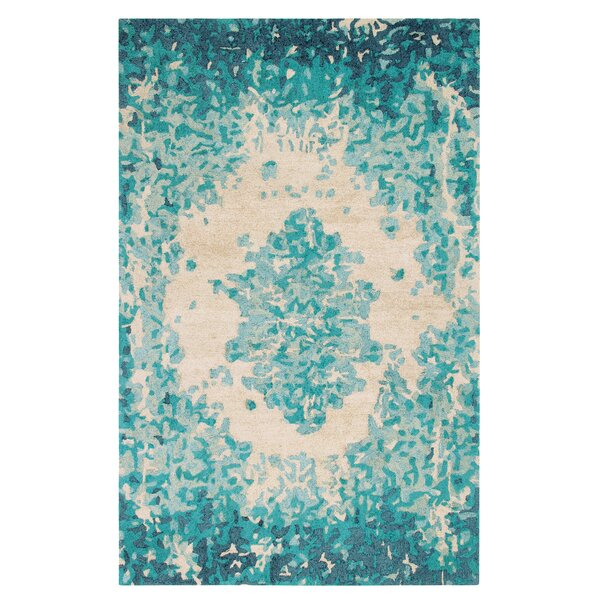 Looking Glass Hand-Tufted Lake Indoor Area Rug by CompanyC