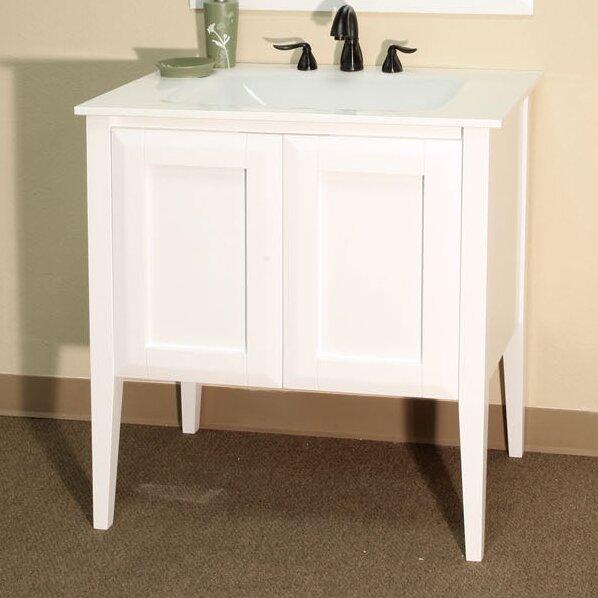 Fairbanks 34 Single Bathroom Vanity Set by Bellaterra Home