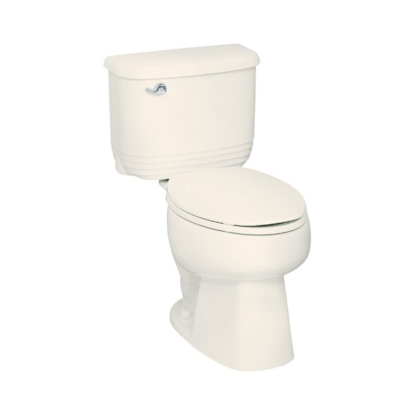 Riverton 1.6 GPF Elongated 2 Piece Toilet by Sterling by Kohler