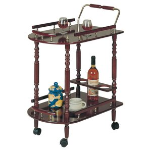 Ambrose Bar Cart by Astoria Grand