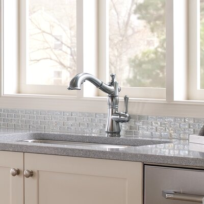 Kitchen Faucet Single Handle Arctic Stainless 1024 Product Photo
