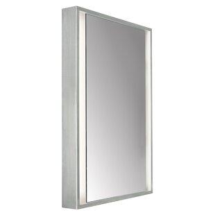 Compare prices Siber Bathroom/Vanity Mirror ByTech Lighting