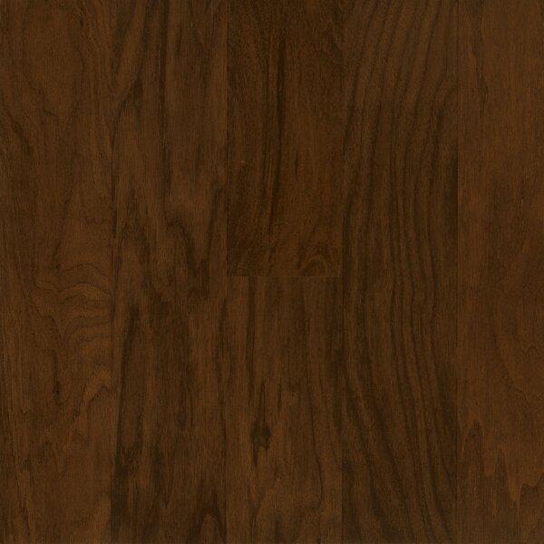 5 Engineered Walnut Hardwood Flooring in Earthy Shade by Armstrong Flooring