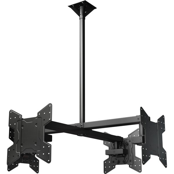 Tilt Ceiling Mount for 32 - 55 Screens by Crimson AV