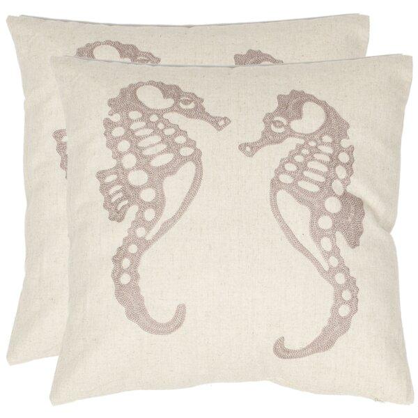Eldon Throw Pillow (Set of 2) by Safavieh