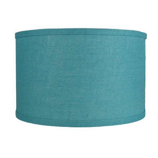 Classic 16 Burlap Drum Lamp Shade by Urbanest