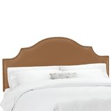 Orta Shantung Upholstered Panel Headboard by Birch Lane™
