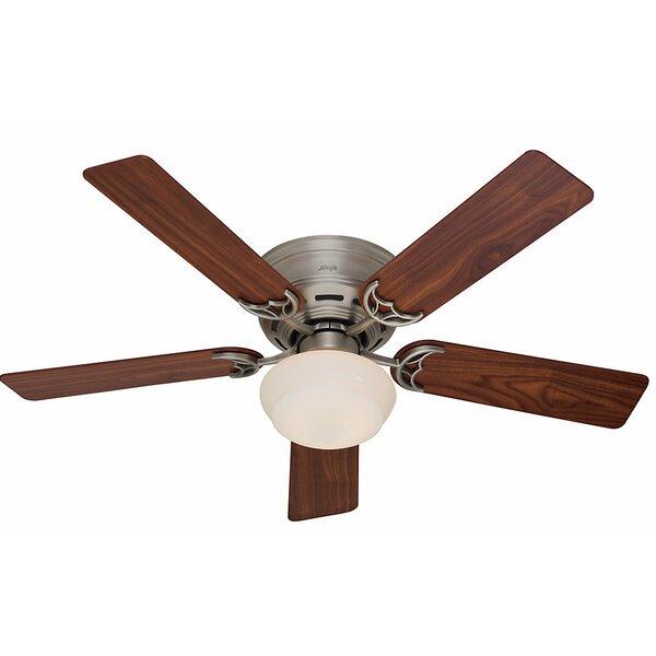 52 Low Profile® III Plus 5-Blade Ceiling Fan by Hunter Fan