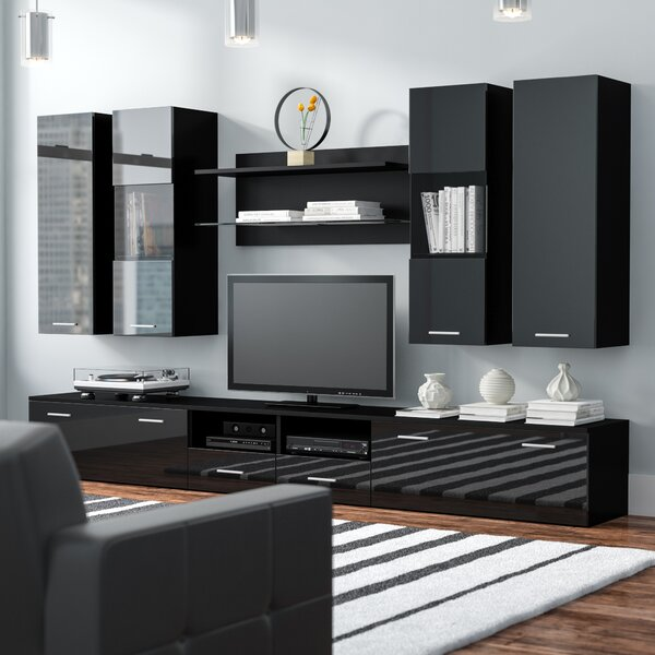 Cosmo Entertainment Center for TVs up to 78 by Orren Ellis